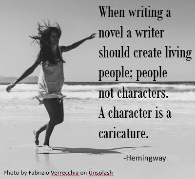 hemingway character quote